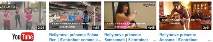 Voir la chaîne Bellymove sur YouTube